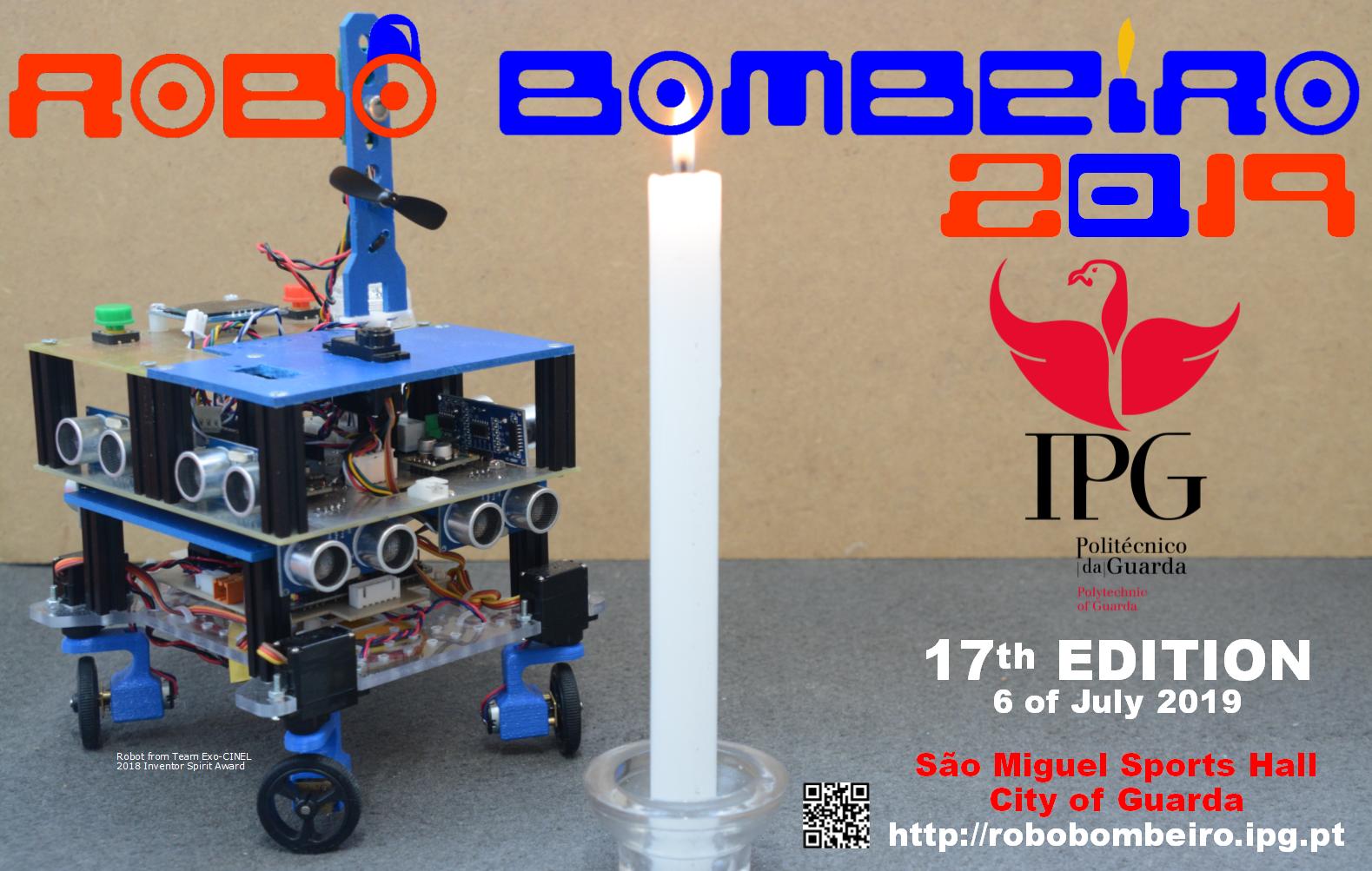 Concurso Robô Bombeiro