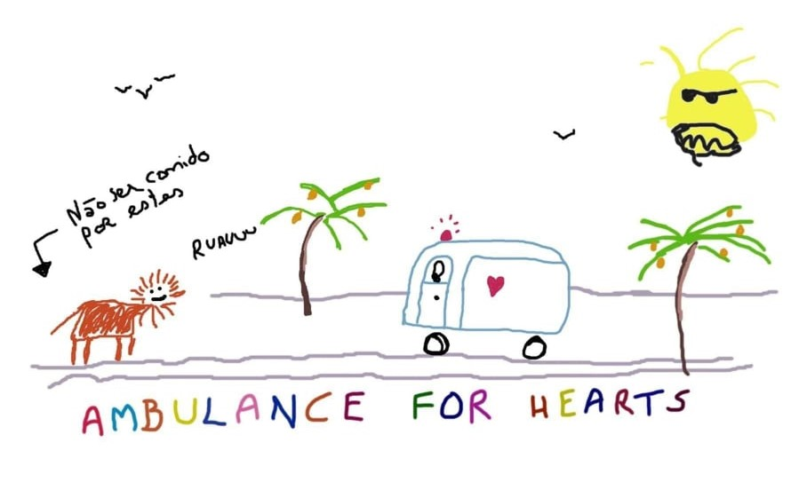 Ambulance for Hearts