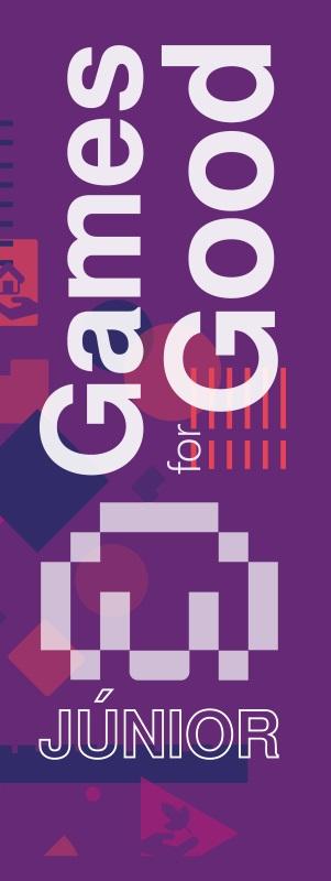 Logo Games for good JR