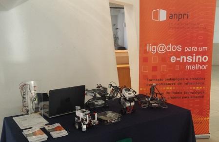 A ANPRI no Evento Linux 2015